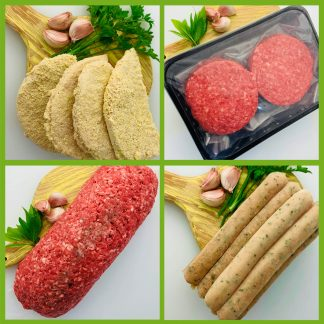 Preparados e Transformados de Carne
